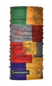 Chusta wielofunkcyjna Original Buff® National Geographic TEMPLE BUF100306